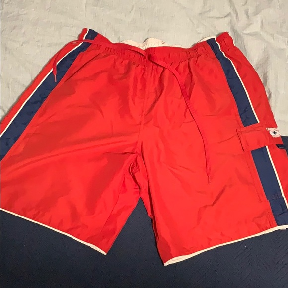 257cb141f1 Speedo Shorts | Lifeguard Swim | Poshmark